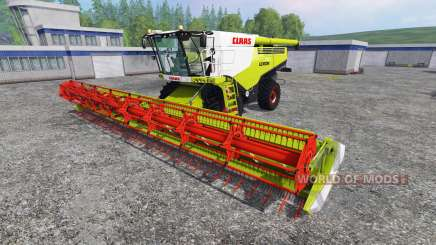 CLAAS Lexion 780 [wheels] para Farming Simulator 2015