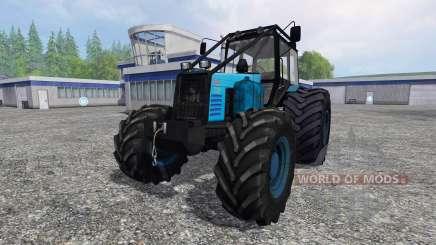 MTZ-1221 Belarusian [floresta edição] para Farming Simulator 2015