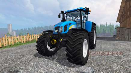 New Holland T7550 v3.1 para Farming Simulator 2015