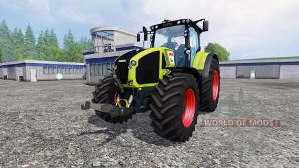 CLAAS Axion 950 v1.5 para Farming Simulator 2015