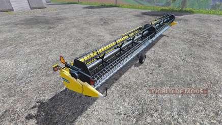 New Holland Super Flex Draper 45 para Farming Simulator 2015