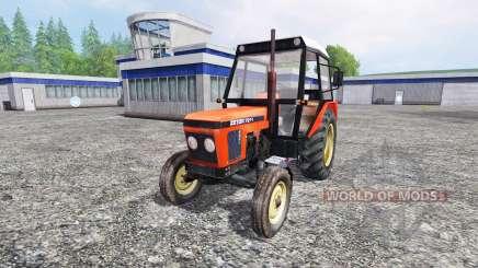 Zetor 7211 para Farming Simulator 2015