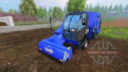 Kuhn SPV 14 v2.1 para Farming Simulator 2015