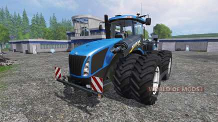 New Holland T9.670 DuelWheel v2.0 para Farming Simulator 2015