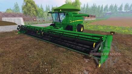 John Deere S680 [Brazilian] para Farming Simulator 2015