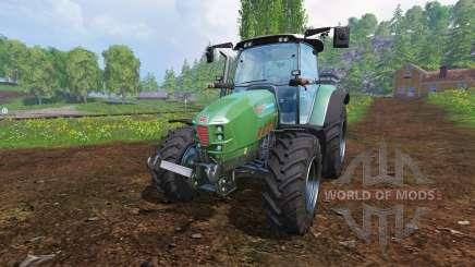 Hurlimann XM 4Ti [lime edition] para Farming Simulator 2015