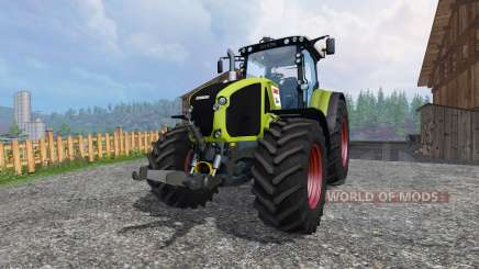 CLAAS Axion 950 v1.2 para Farming Simulator 2015