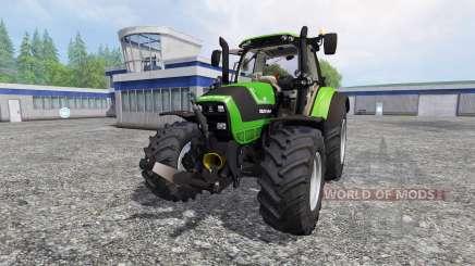 Deutz-Fahr Agrotron 6140.4 TTV para Farming Simulator 2015