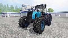 MTZ-1221 Bielorrússia [o novo motor] para Farming Simulator 2015