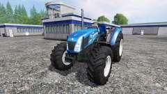 New Holland T4.75 [no roof] para Farming Simulator 2015