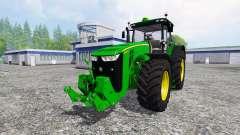 John Deere 8370R v0.85 para Farming Simulator 2015