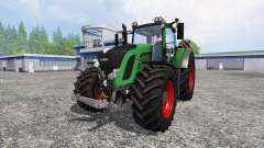 Fendt 936 Vario SCR v5.0 para Farming Simulator 2015