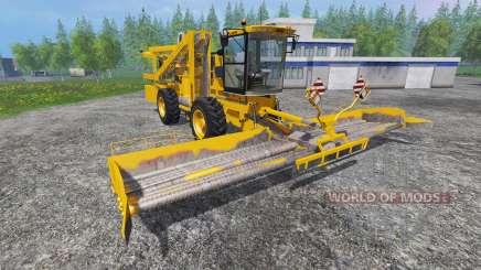 ROPA euro-Maus 3 para Farming Simulator 2015