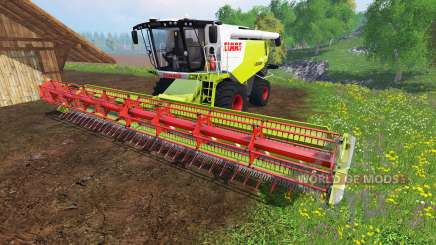 CLAAS Lexion 750 v1.3 para Farming Simulator 2015