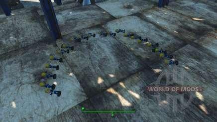 Enganar os números do Pip-Boy para Fallout 4