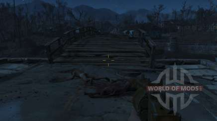 Correção para a resolução de 1280x1024 para Fallout 4