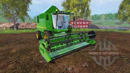 John Deere W540 v2.0 para Farming Simulator 2015