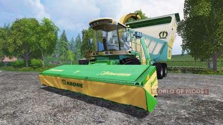 Krone Big X 650 Cargo v3.0 para Farming Simulator 2015