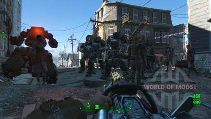 Brotherhood Support para Fallout 4