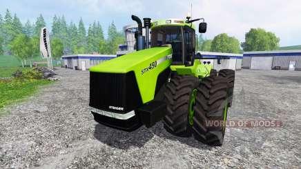 Case IH Steiger 450 STX para Farming Simulator 2015
