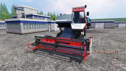 SC-MA-1 Niva-Efeito para Farming Simulator 2015