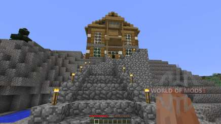 Richmonds Tavern para Minecraft