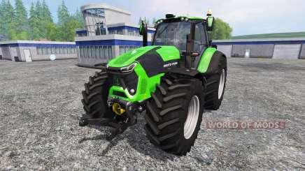 Deutz-Fahr 9340 TTV para Farming Simulator 2015