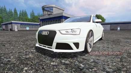 Audi RS4 Avant para Farming Simulator 2015