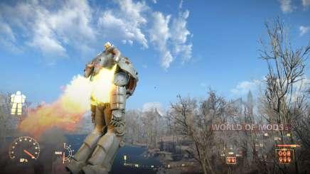 Infinito de carga da Unidade Nuclear para Fallout 4