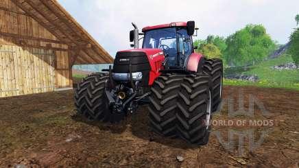 Case IH Puma CVX 200 v2.2.2 para Farming Simulator 2015
