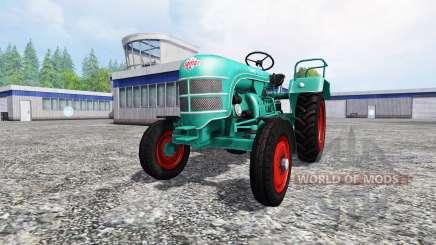 Kramer KL 200 v2.1 para Farming Simulator 2015