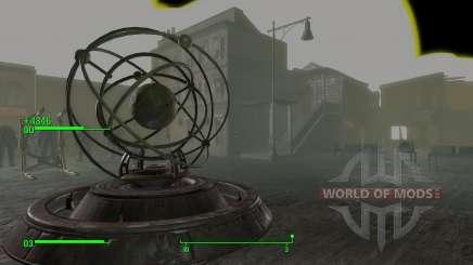 O teletransporte no quarto desenvolvedores para Fallout 4