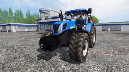 New Holland T7040 para Farming Simulator 2015