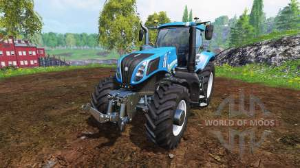 New Holland T8.320 v1.0 para Farming Simulator 2015
