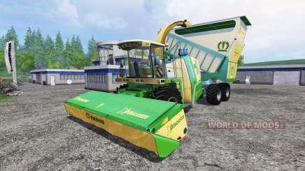 Krone Big X 650 Cargo v1.0 para Farming Simulator 2015