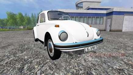Volkswagen Beetle 1973 v1.1 para Farming Simulator 2015