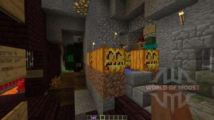Underground para Minecraft