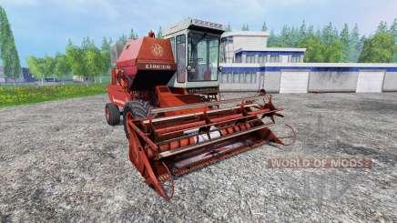 Yenisei-N para Farming Simulator 2015