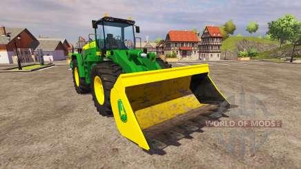 John Deere 624K v2.0 para Farming Simulator 2013