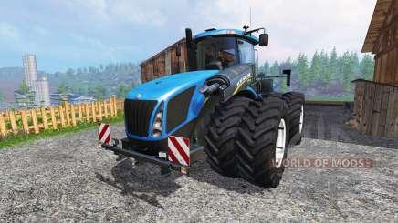 New Holland T9.700 [dual wheel] v1.1.2 para Farming Simulator 2015