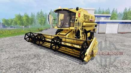 New Holland TF78 v1.15 para Farming Simulator 2015