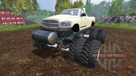 PickUp Monster Truck para Farming Simulator 2015
