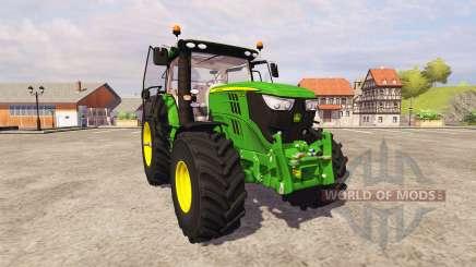 John Deere 6210R v2.6 para Farming Simulator 2013