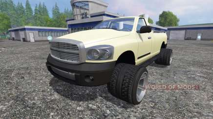 PickUp [weekend truck] v1.1 para Farming Simulator 2015