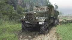 O KrAZ-214 [08.11.15] para Spin Tires