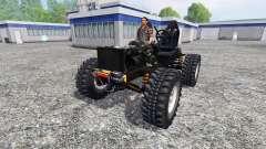 Land Rover Defender 90 [trial]