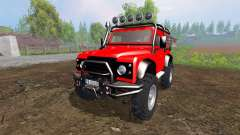 Land Rover Defender 90 [offroad]