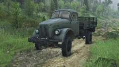 GAZ-63 [08.11.15] para Spin Tires