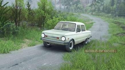 ZAZ-968M [08.11.15] para Spin Tires