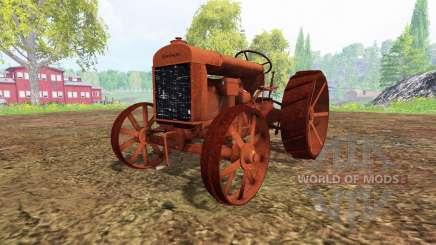 Fordson Model F 1917 [relict] para Farming Simulator 2015